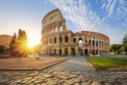 Det er mange veier til Rom…